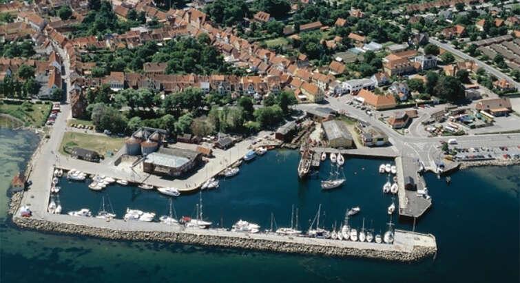 Ærøskøbings gamle havn